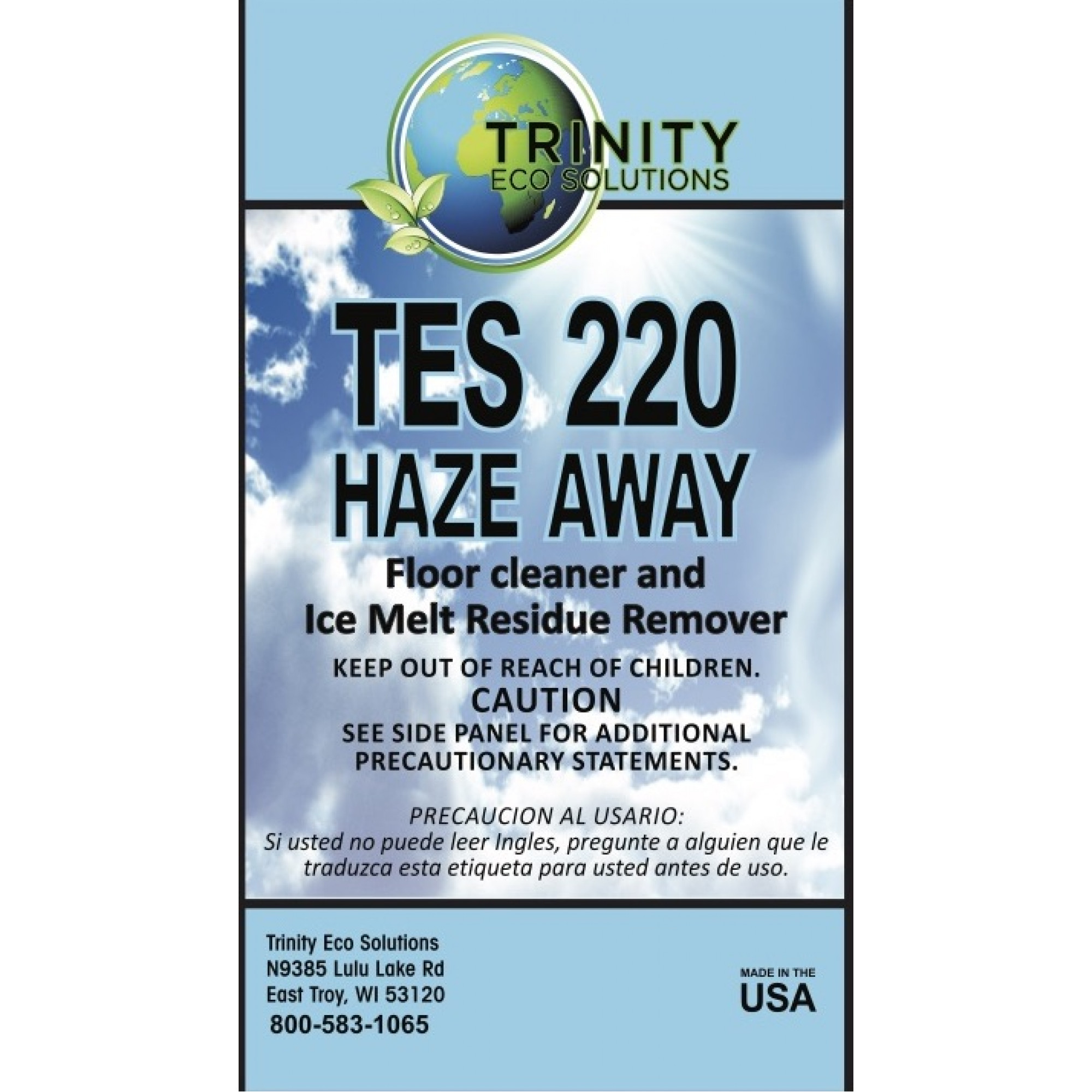 TES 220 Haze Away