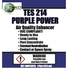 TES 214 Purple Power