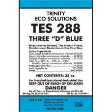 TES 288 Three D Blue