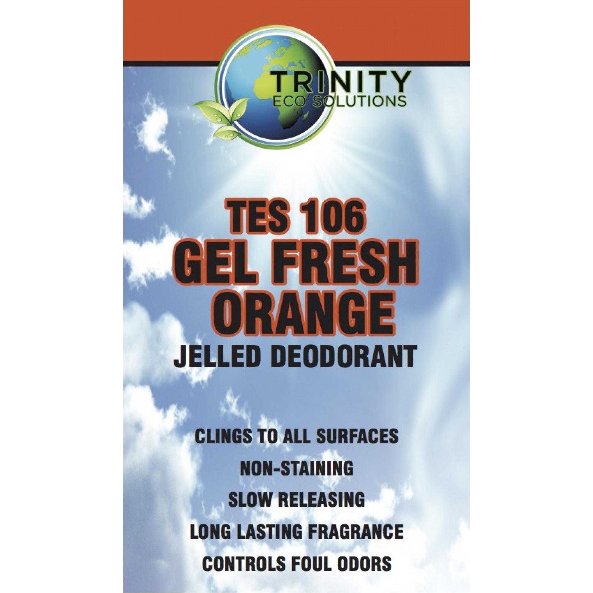 TES 106 Gel Fresh Orange