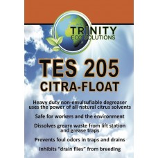 TES 205 Citra-Float